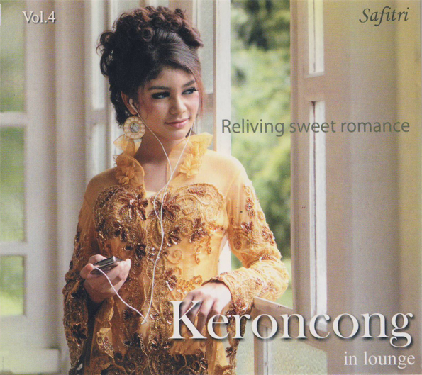 Keroncong In Lounge - Vol.4 Reliving Sweet Romance (2012)